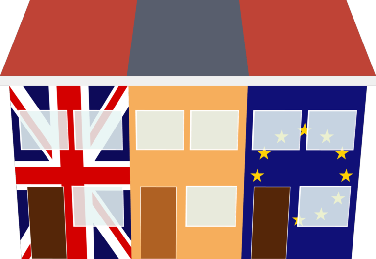 Brexit & Belonging project logo